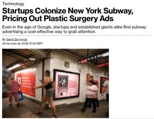 growth hacking no metro de nyc