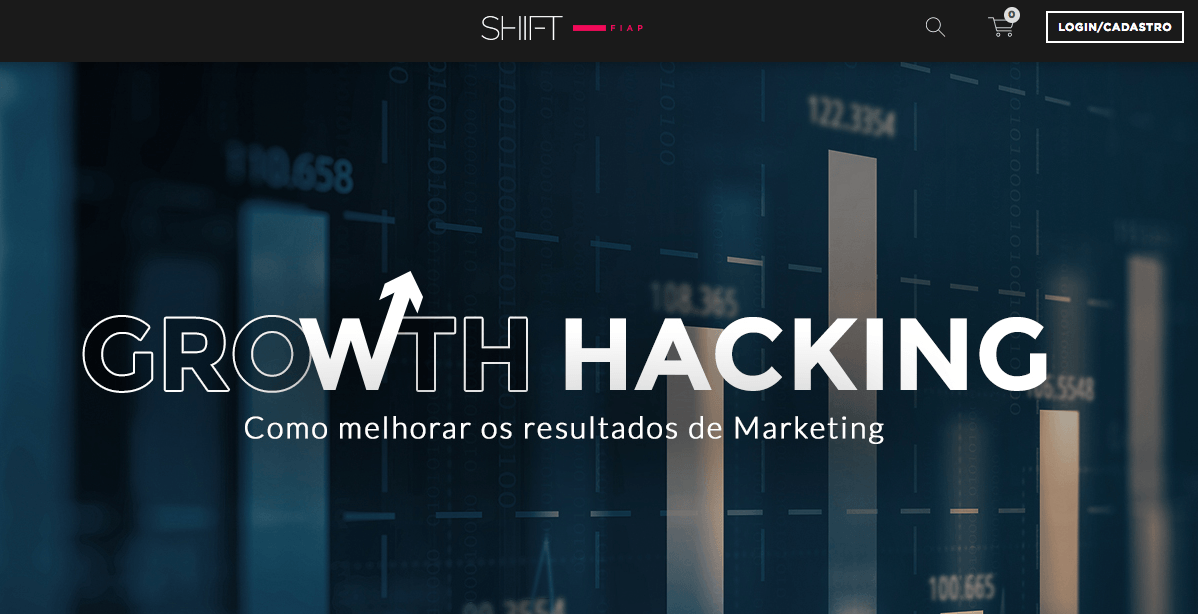 Curso de Growth Hacking da FIAP