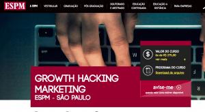 curso growth hacking espm