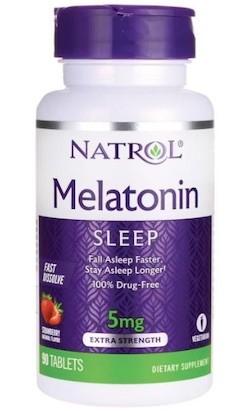 melatonina: hormônio natural para o sono