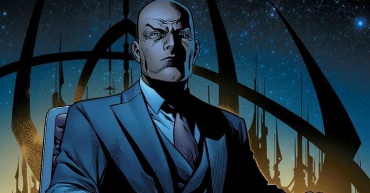 O propósito do Professor Xavier é treinar outros mutantes em X-Men