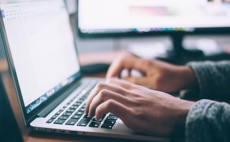como criar blog grátis